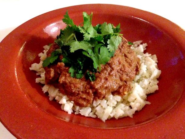 Beef Tikka Masala