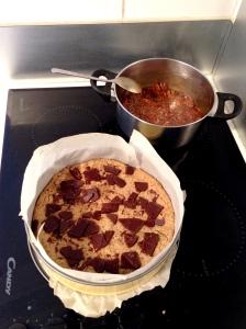 The making of Pecan Pie