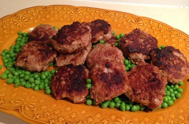 Pork Rissoles