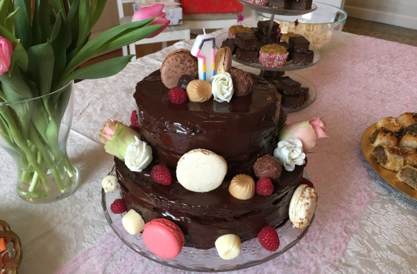 Fantastic Best Chocolate Birthday Cake Fit Food Funny Birthday Cards Online Alyptdamsfinfo